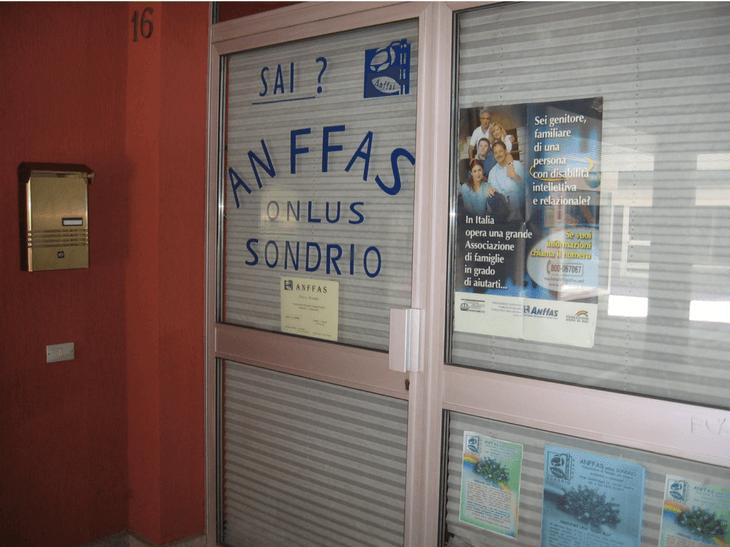 SONDRIO - ANFFAS ONLUS - Servizio S.A.I.